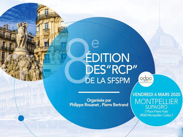 rcp sfspm montpellier perspectives & organisation