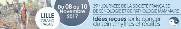39th Edition of the french society of senology and breast disease